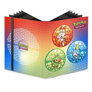 Ultra Pro 9-Pocket Pro-Binder - Pokémon Sword and Shield Galar Starters
