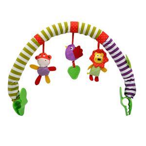 1St. Kinderwagen Anhänger Wagen Spielzeug Spielzeug Hängebett Anhänger Tier