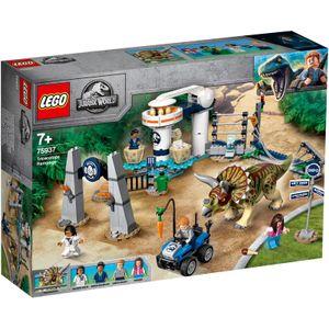 LEGO®75937 Jurassic World™ Triceratops Randale