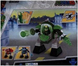 PJM Turbo Roboter Gecko