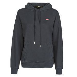 Levis Standard Damen Hoodie, Farbe:Schwarz, Größe:XXS