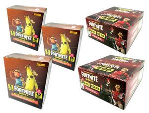 Panini Fortnite Series 2 Trading Cards - Mega-Fatpack-Bundle