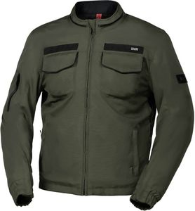 IXS Classic Baldwin-ST wasserdichte Motorrad Textiljacke Farbe: Oliv, Grösse: XL