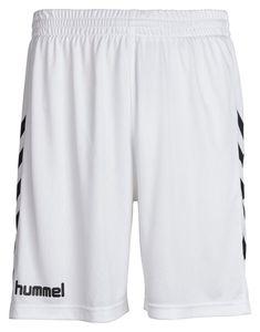 hummel Core Polyester Shorts white L