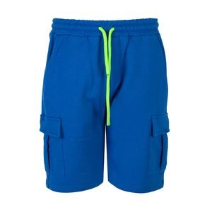 "Takeshy Kurosawa Shorts ""Cargo"" -  82961   Cargo - Blau-  Größe: M(EU)"