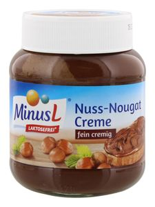 Minus L Nuss-Nougat Creme (400 g)