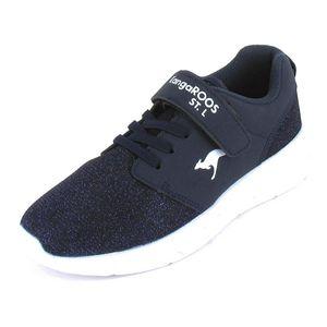 KangaRoos Sneaker KL-Hinu EV Größe 34, Farbe: dk navy metallic