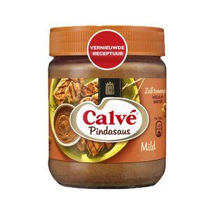 Calve - Erdnusssoße Mild - 350g