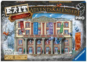 Ravensburger 18958 Adventskalender pro - Das verrückte Zeitreisemuseu