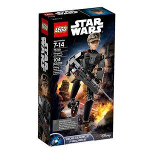LEGO 75119 Star Wars Sergeant Jyn Erso - /