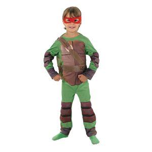 Teenage Mutant Ninja Turtle Kinder Kostüm, Größe:S