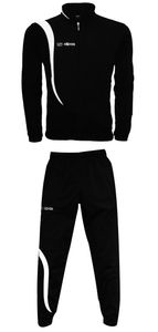 alpas Trainingsanzug  Elegance Schwarz Gr. XL