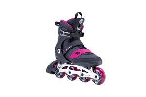 K2 ALEXIS 80 ALU, Damen, Größe: 37, Farbe: Schwarz/Pink