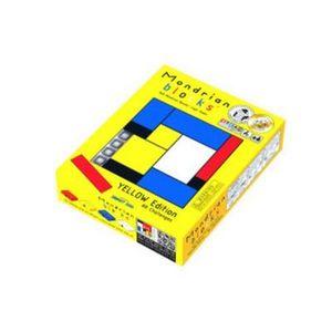 Invento Mondrian Blocks -Yellow Edition