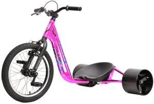 Drifttrike Countermeasure 3 Electric Pink Edition Drifter Bike für Kinder von 7 bis 12 Jahren Drift Bike