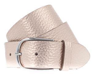 Vanzetti Glitter Radiance 40mm Metallic Belt W105 Light Copper Metallic