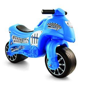 Mein erstes Motorrad Laufrad in blau ab 24 Monate