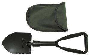 MFH Klappspaten, 3-teilig, Mini,mit Nylontasche