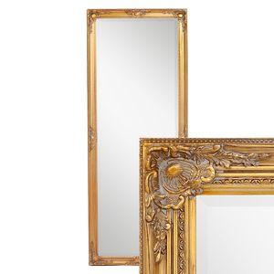 Spiegel LEANDOS barock gold-antik 160x60cm