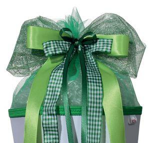 """ROTH LED-Schultütenschleife """"Green Lights"""" grün"""