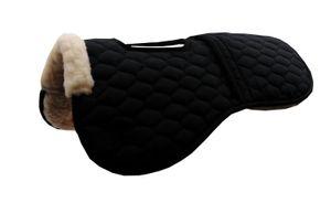 AMKA Sattelpad Rückenschonfer Comfort mit  Korrektureinlage schwarz