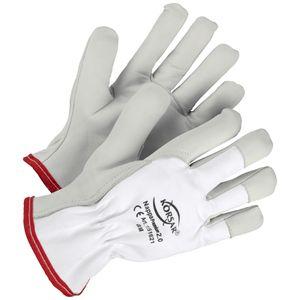 Montagehandschuhe KORSAR® Nappa Premium 2.0 , Gr. 8 - 11 Größe - 9