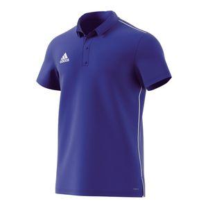 adidas ClimaLite Herren Polo Shirts schwarz, Größe:(3XL) XXXL, Farbe:Blau