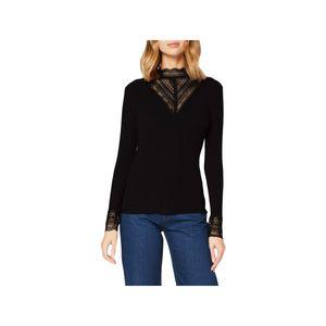 Only Damen Langarmshirt 15207788 Black