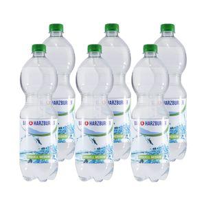Bad Harzburger Medium Mineralwasser (6 x 1,0L)  6 L