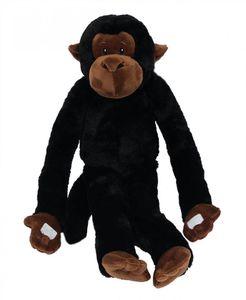 Plüschtier Affe 95 cm, Affen Hängeaffe Stofftiere Kuscheltiere schwarz Tiere Tier