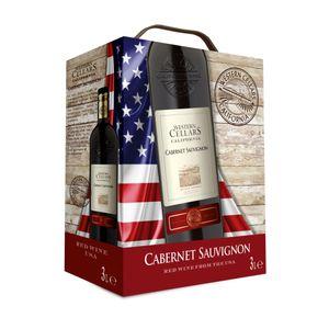 Western Cellars Cabernet Sauvignon 12,5% 3,0L BIB (USA)