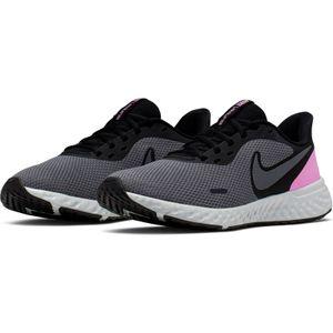 Nike Revolution 5 Laufschuhe Damen black/psychic pink/dark grey 39