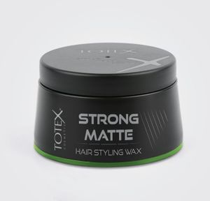 TOTEX Cosmetic Hair Styling Wax Strong Matte 150ml