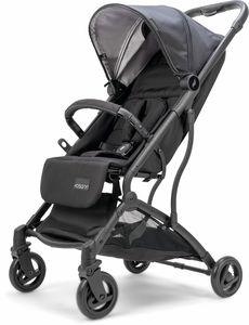Osann Sport-Buggy Vegas – sportlicher Kinderwagen ab Geburt bis 22 kg – Buggy in Silbergrau mit Sonnenverdeck LSF 50+