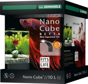 Dennerle Betta Cube 10L - Style LED S