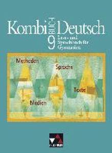 Kombi-Buch Deutsch 9. Schülerbuch