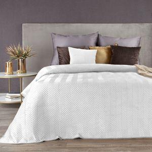 Tagesdecke SOFIA 220X240 cm weiß