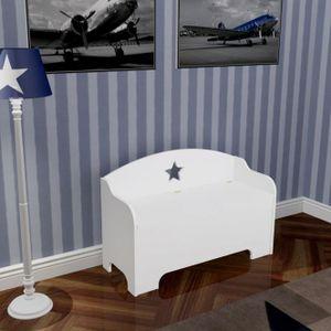 Kinderbank / Sitzbank ROOMSTAR mit Stauraum, weiß, 100cm