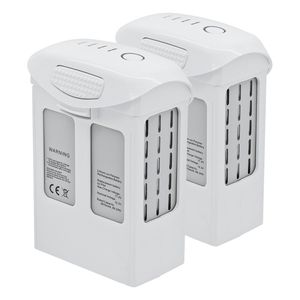 2er Pack 15.2V 5870mAh Ersatz Batterie Akku Für DJI Phantom 4 Intelligent Flight (Phantom 4/ 4 Pro/ 4 Advance/ 4 Pro V2.0)