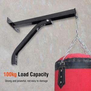 Boxsackhalterung Boxsack Sandsack Boxsackhalter Wandhalterung 100kg Mit Zubehör Wandbefestigung