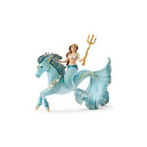 Schleich® 70594 Meerjungfrau-Eyela auf Unterwasserpferd