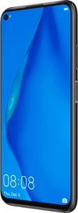 Huawei Smartphone P40 Lite 16,3cm (6,4 Zoll), 6GB RAM, 128GB Speicher, 48MP Kamera, Farbe: Schwarz