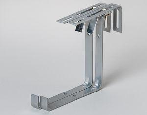 Blumenkastenhalter 'Landhaus' Aluminium bis 25 kg
