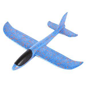 Schaumwurf Segelflugzeug Trägheit Flugzeug Spielzeug Handstart Flugzeugmodell