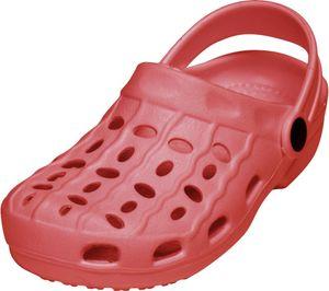 Playshoes EVA-Clog Basic rot, Größe: 32/33