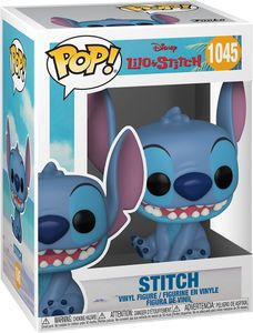 Disney Lilo and & Stitch - Stitch 1045 - Funko Pop! - Vinyl Figur