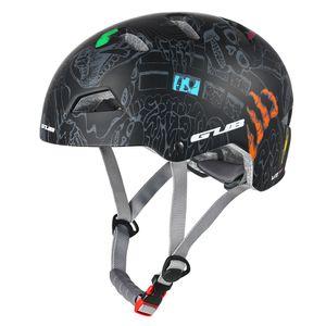 GUB Erwachsene Fahrradhelm Ourdoor Multi-Sport Skating Klettern Roller Schutz Sicherheit Helm Kopfschutz
