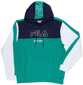 Fila Willow  Sweater & Hoodies Mehrfarbig - Herren, Größe:XL