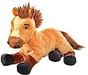 Schmidt Spiele Spirit, Pferd, Wildpferd, Plüschtier, Filmfigur, Plüsch, 50 cm, 42741