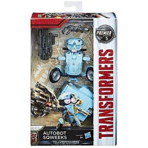 Transformers HAS-C2403 - Transformers Movie 5 Premier Deluxe Autobot Sqweek